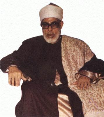 Chaykh Mamoud Khalil Al-Hussary