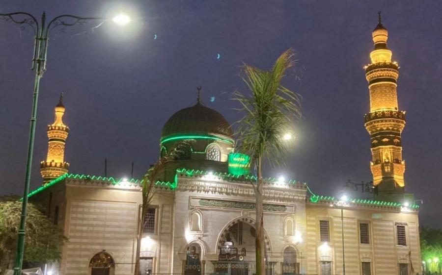 Mosquée de la sainte Nafissah