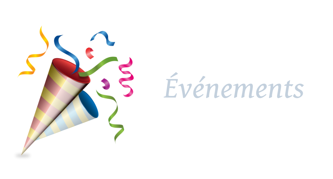 Events 2021 blue