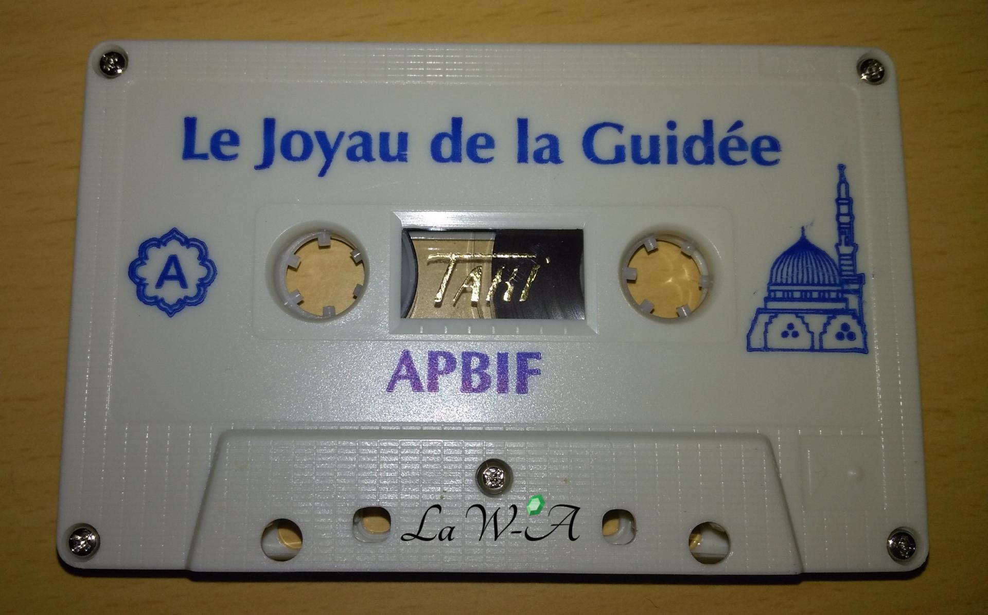 Joyeau de la guidee logo
