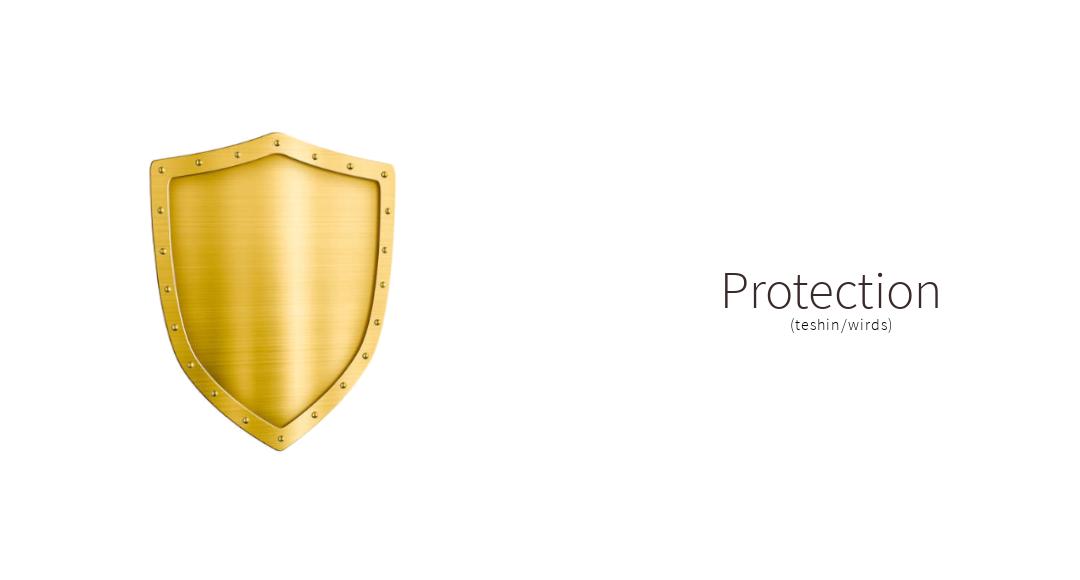 Protection bouclier